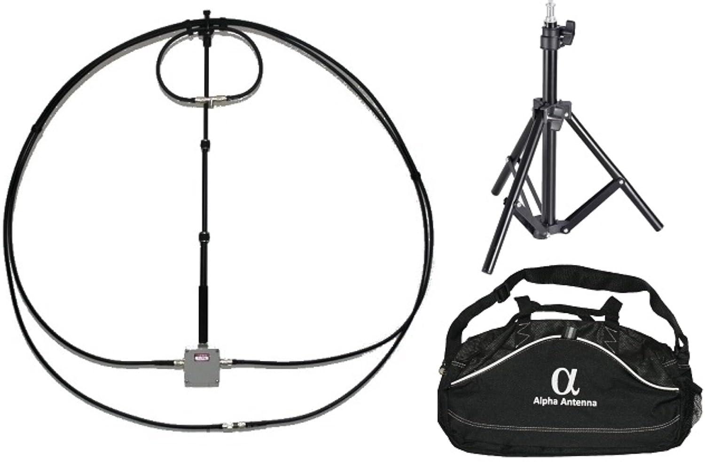 Amazon.com: High Power 10-40M Magnetic Alpha Loop +60/80M Antenna: GPS &  Navigation