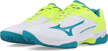 Mizuno Wave Exceed Tour 2/CC Chaussures de Tennis pour Femme