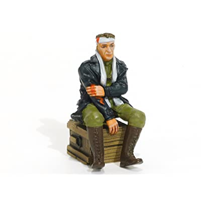 John Jenkins Designs Toy Soldiers BGC-09 Allied Groundcrew Wounded Pilot: Toys & Games