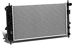 13042 OE Style Aluminum Core Cooling Radiator Replacement for Cobalt Pontiac G4 G5 Pursuit Saturn Ion 2.2L 2.4L AT 05-10