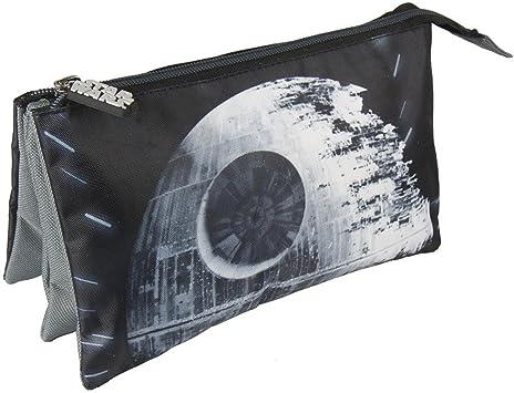 Estuche portatodo 3 Compartimentos de Star Wars: Amazon.es: Equipaje