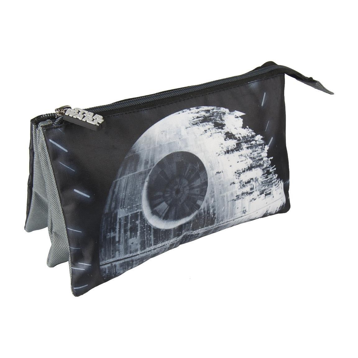 Cerdá Star Wars Beauty Case, 22 cm, Nero (negro) 2100002147