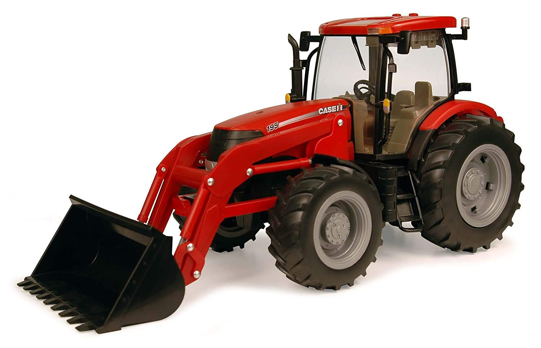 TOMY Big Farm 1:16 Case Ih Puma 195 Tractor With Loader