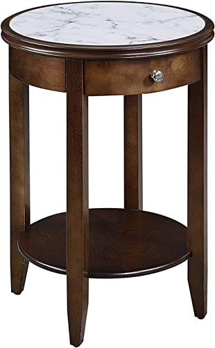 Convenience Concepts American Heritage Baldwin End Table