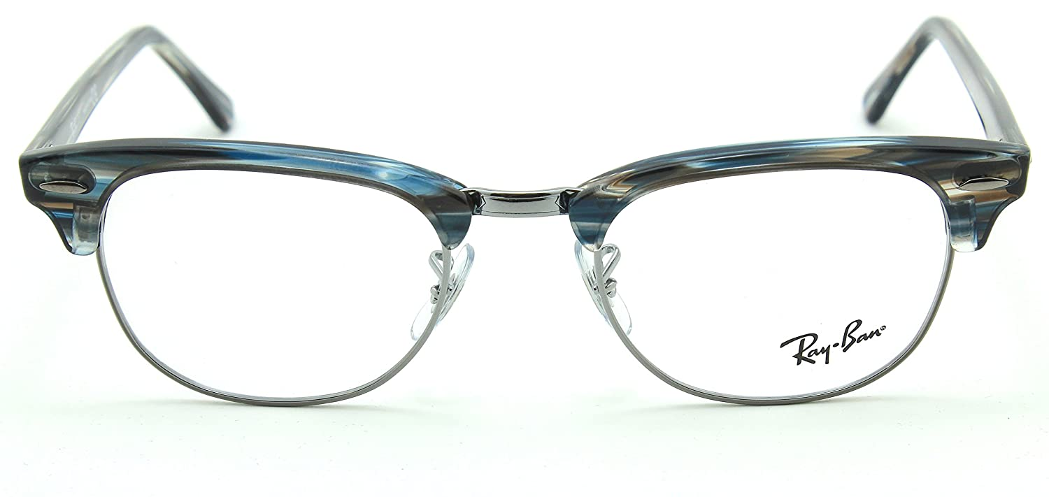 aa95446eab Ray-Ban RX5154 5750 Unisex Clubmaster Eyeglasses RX - able Frame ...