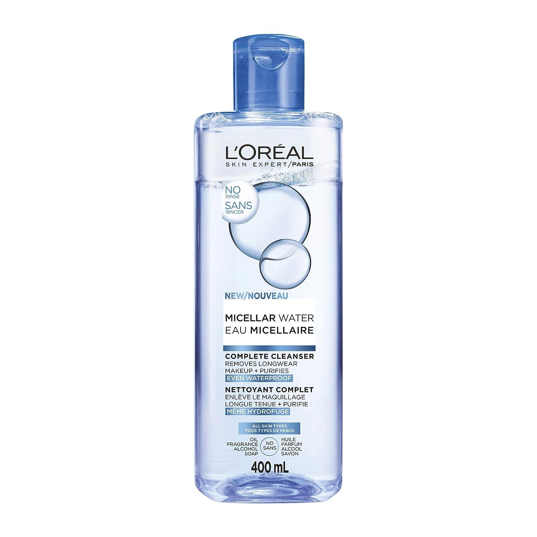 L'Oréal Paris Micellar Cleansing Water Complete Cleanser, 13.5 fl. oz. L' Oreal - Skincare