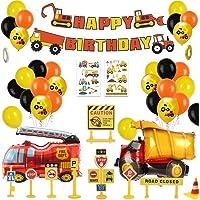 MMTX Decoracion Cumpleaños Globos de Feliz Cumpleaños Primer
