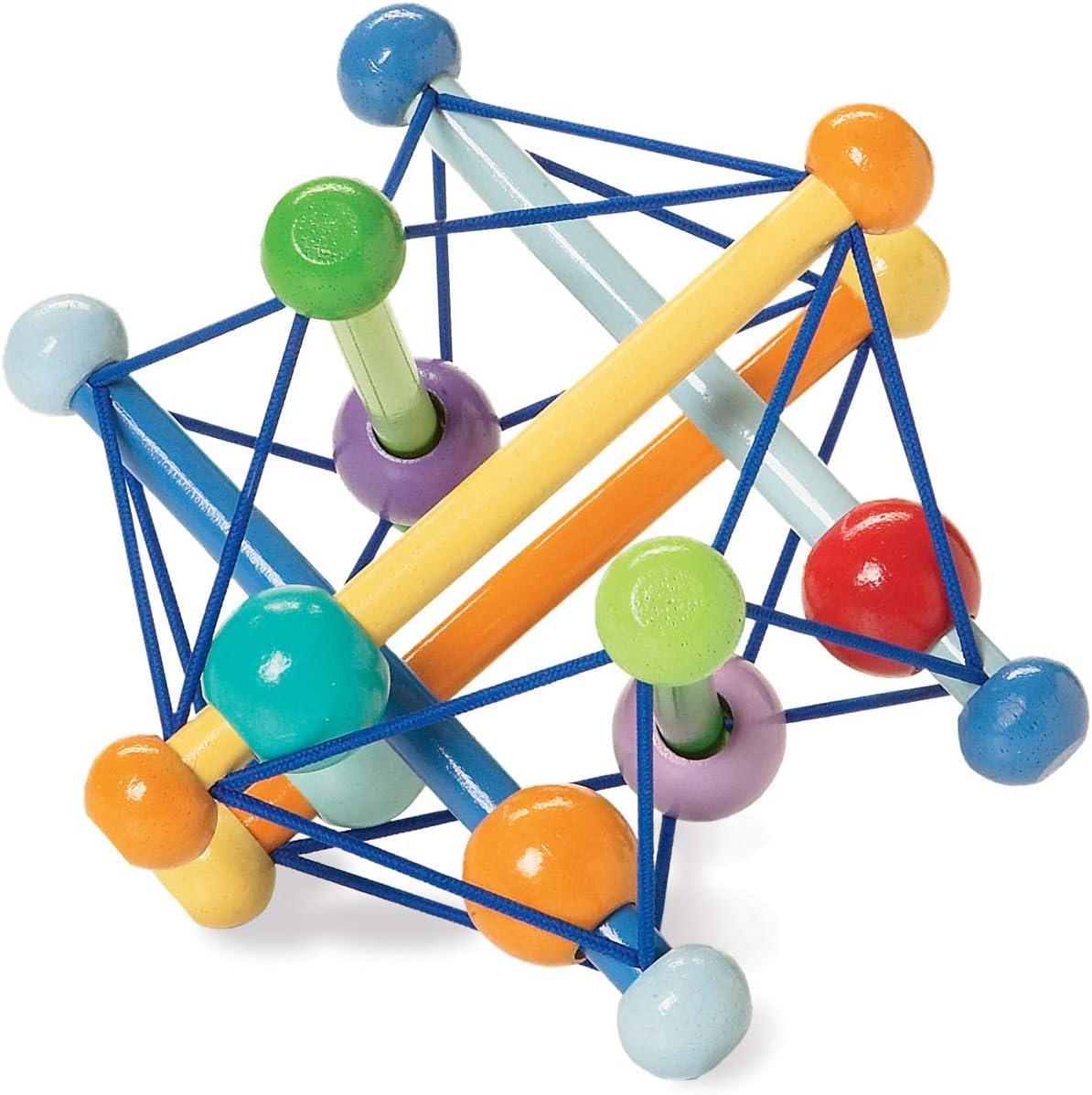 Manhattan Toy Skwish Color Burst Rattle