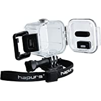 Hapurs Carcasa impermeable para GoPro Hero 4 Session 5 Session Sport Camera Accessories