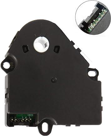 Amazon Com Blend Door Actuator Compatible With Silverado 1500 Silverado 2500 Hd Tahoe Gmc Sierra 1500 99 00 01 02 03 04 05 06 07 08 09 10 11 12 13 Heat Blend Door Replaces 89018365 52402588 15 72971 604 106 Automotive