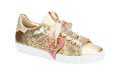 oben Högl Sneaker Schuhe gold Swarovski liefert UGwixA7H