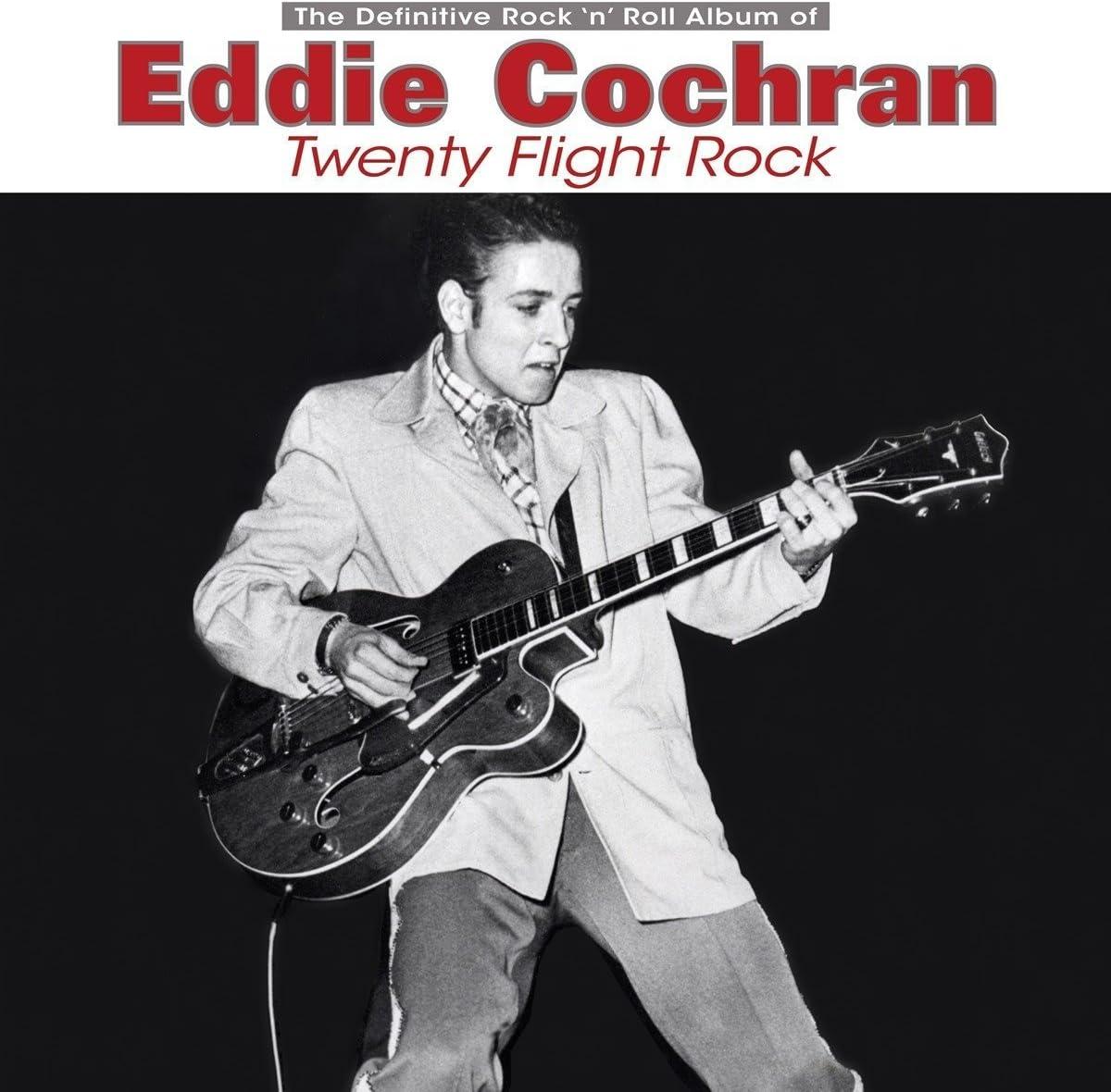 Amazon | TWENTY FLIGHT ROCK [2LP] [12 inch Analog] | EDDIE COCHRAN | 輸入盤 | 音楽