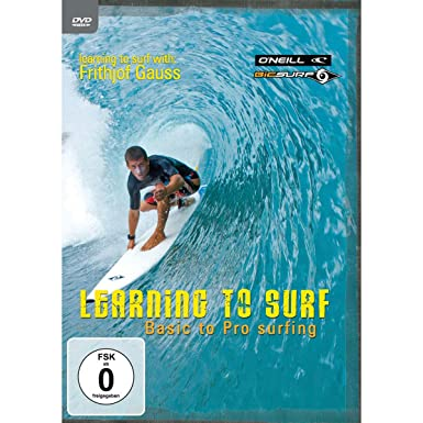 Learning to Surf (DVD)