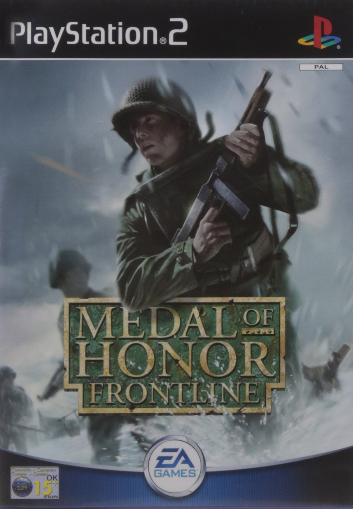 Electronic Arts Medal of honor frontline, PS2 - Juego PS2 ...