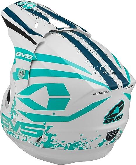 EVS Sports HT5V-LNWBKGR-XXL T5 Vapor Helmet Liner