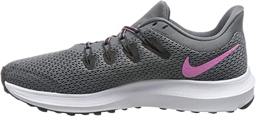 pollo Increíble táctica  Nike Women's Quest 2 Running Shoe, Cool Grey/Sunset Pulse-ANTHRAC, 8 UK:  Amazon.co.uk: Shoes & Bags