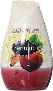 Renuzit Gel Air Freshener, Blissful Apple and Cinnamon 7 oz