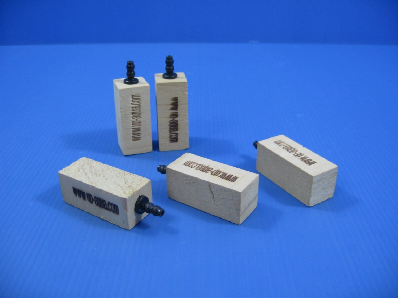 Amazon.com : UP AQUA 3x LIMEWOOD AIRSTONE MINI - Protein Skimmer AIR ...