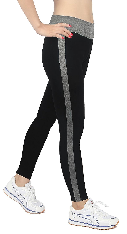 iLoveSIA Women's Athleisure Tight Capri Workout Legging