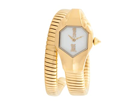 833994652f Just Cavalli Womens Analogue Classic Quartz Watch with Stainless Steel  Strap JC1L001M0025  Amazon.co.uk  Watches