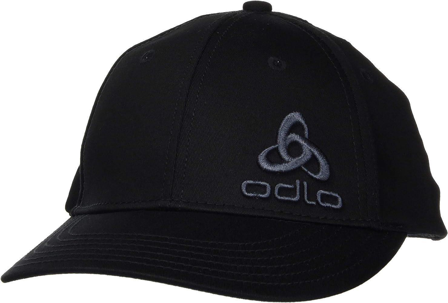 Odlo Element - Gorra, Unisex Adulto, 777600, Negro, Small/Medium ...