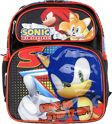 Sonic Large 12 Mid Size Backpack – Step It Up – 19190
