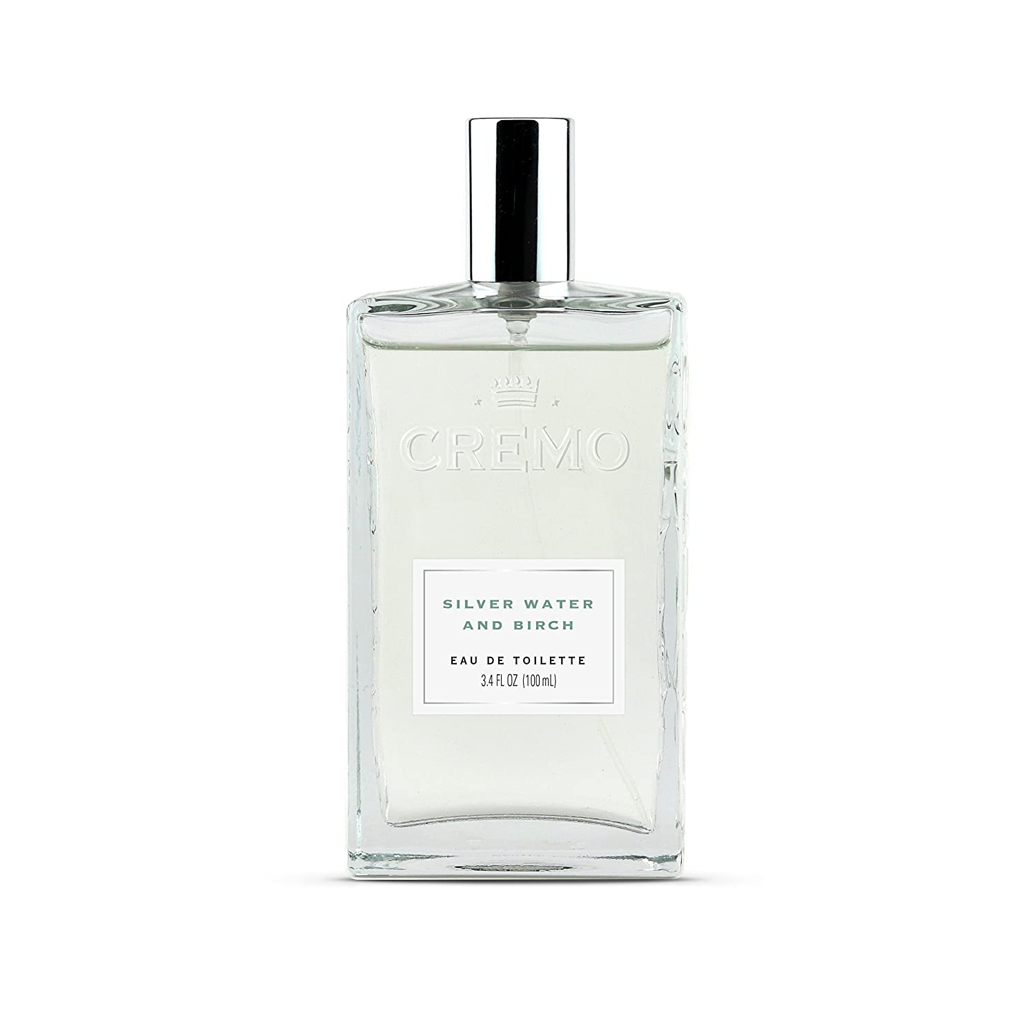 Cremo Cologne Spray, Sliver Water & Birch, 3 4 Ounce