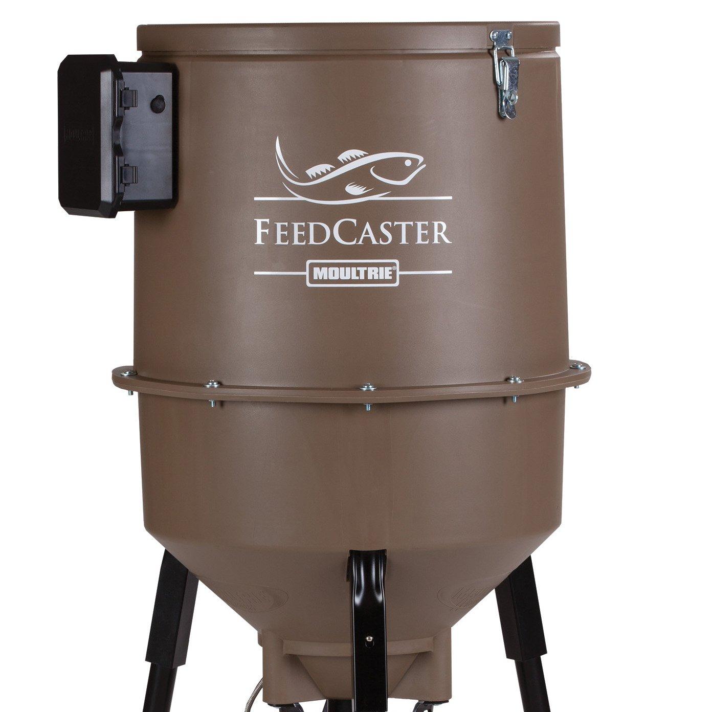 supplies pet pro tripod feeder gallon directional feedcaster dp com amazon moultrie fish battery