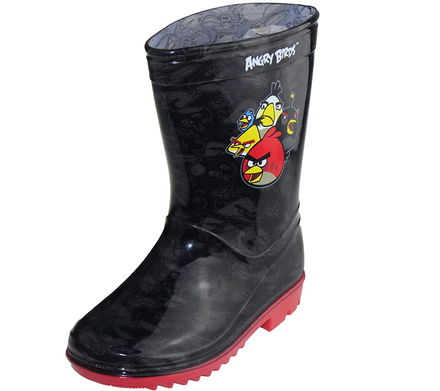 Boys Wellington Girls Wellies Kids Unisex Rain Winter Snow Rubber Boots:  Amazon.co.uk: Shoes & Bags