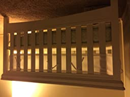 Amazon Com Babydoll Bedding Memory Foam Crib Toddler