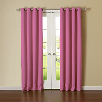 Curtains Ideas best insulating curtains : Amazon.com: Best Home Fashion Thermal Insulated Blackout Curtains ...