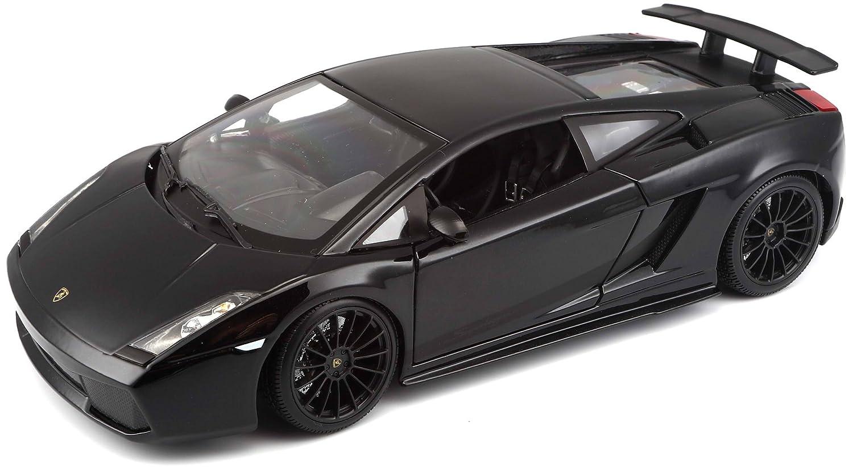 Amazon Com Maisto 1 18 Scale 2007 Lamborghini Gallardo Superleggera