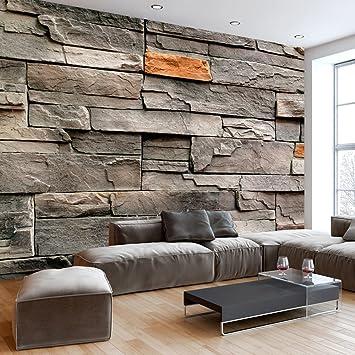 Schon Attraktiv Stein Tapete Esszimmer Steinwand Tapete Eigenschaften Hochwertig  Steinwand Tapete Wohnzimmer Eigenschaften | Schlafzimmer Wandfarbe Steinwand
