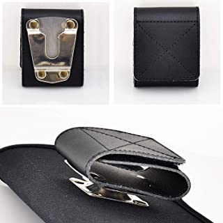 product image for Replacement Belt Clip That's Rugged and Heavy Duty for Turtleback's Galaxy S10+Plus, Galaxy S10 5G, Galaxy S10 2019, Holster Pouch Case (Black-Velcro Belt Loop)