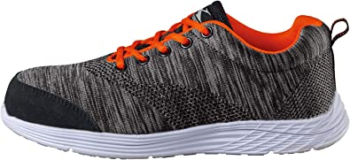 Xebec (Xebec) Safety Shoes Knit Ultra