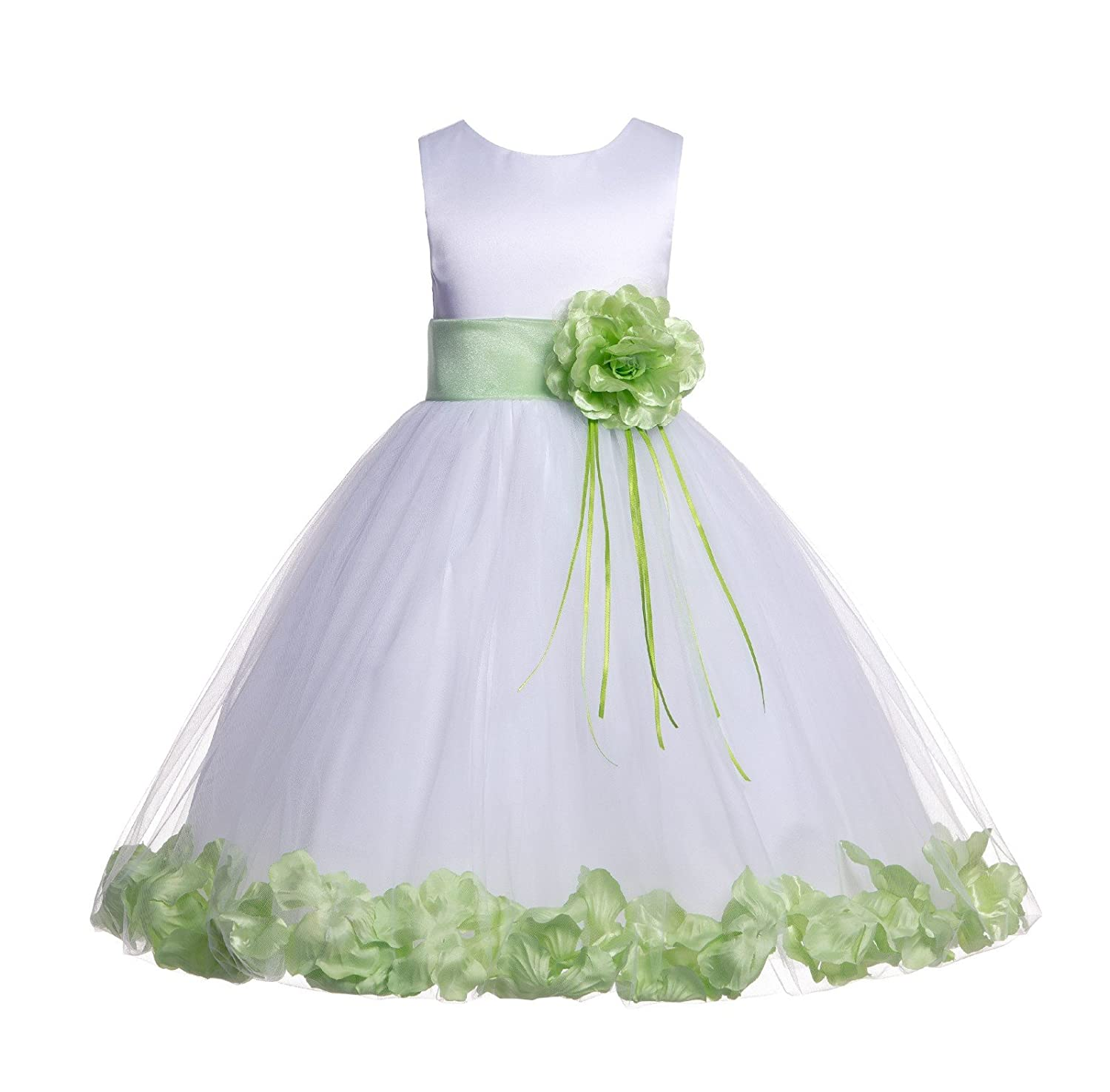 f69419a0eab White Flower Girl Dresses Amazon - Gomes Weine AG