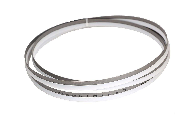 Imachinist S164121214 Bimet/álico Hoja Sierra De Cinta 1638 mm X 14 tpi para metal 64-1//2 1//2 X 13 mm