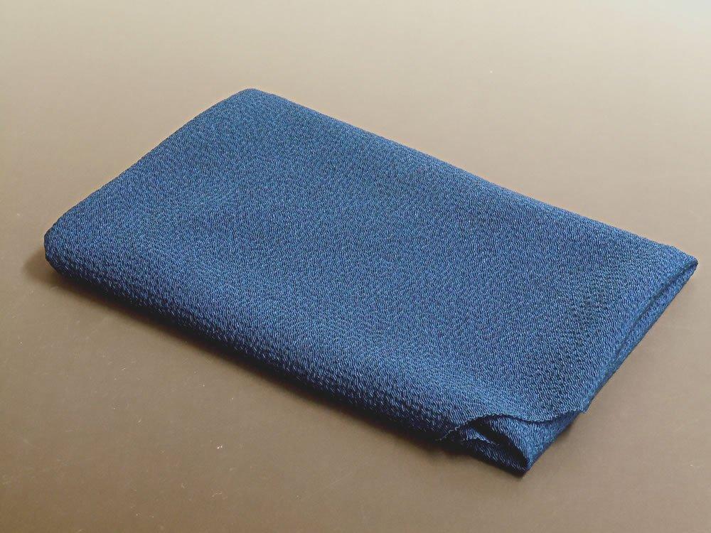 風呂敷(ふろしき) 縮緬(ちりめん) 二巾 鉄 B00306J688