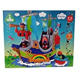 Early Learning Centre Figurines (Happy land Pirate Ship)