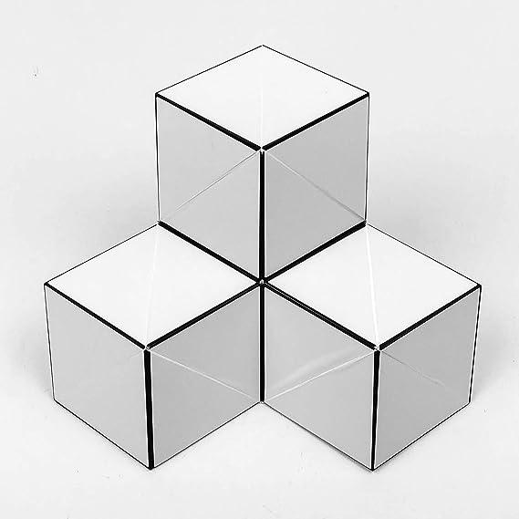 Geduldsspiel fü GeoBender Cube Nautilus der komplexe Magnetwürfel 3D Puzzles