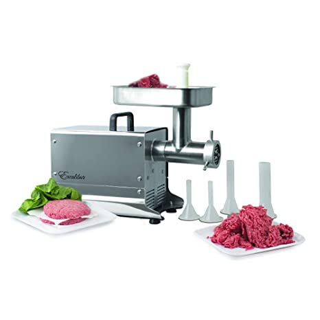 Amazon.com: Excalibur Electric Professional Carne Grinder ...