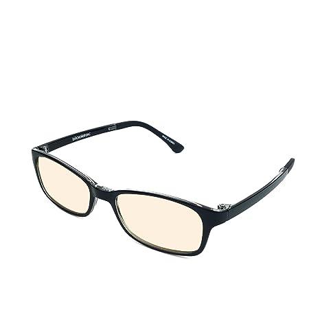 e533fe1077 bloobloc Melanin Computer Reading Glasses for Kids   Teens - Anti-Blue  Light