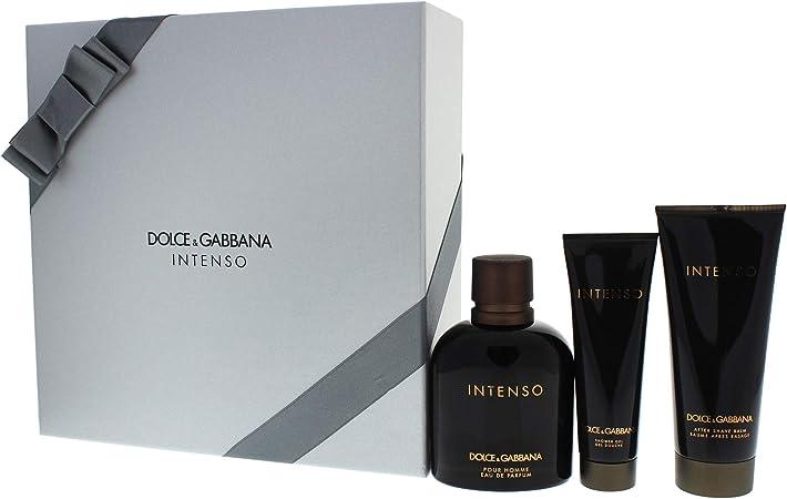 Dolce & Gabbana - Estuche de regalo eau de parfum pour homme intenso: Amazon.es: Belleza
