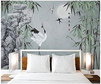 Malilove 3d Wallpaper Custom 3d Wandbilder Tapeten Neue Chinesische