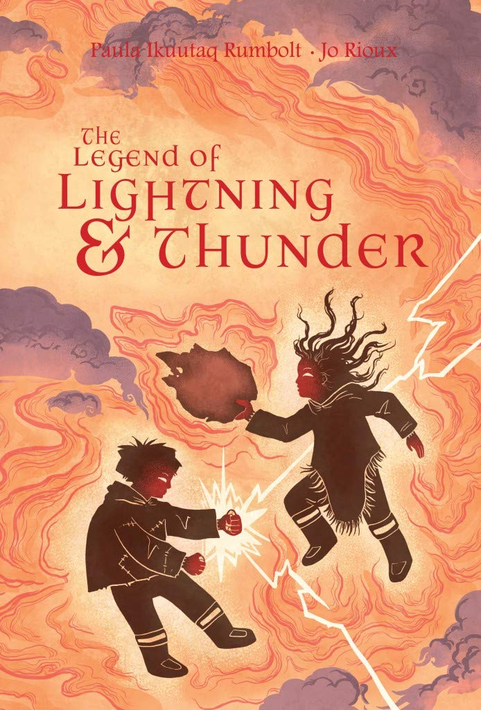 Child of Lightning (The Will of the Elements Book 3)
