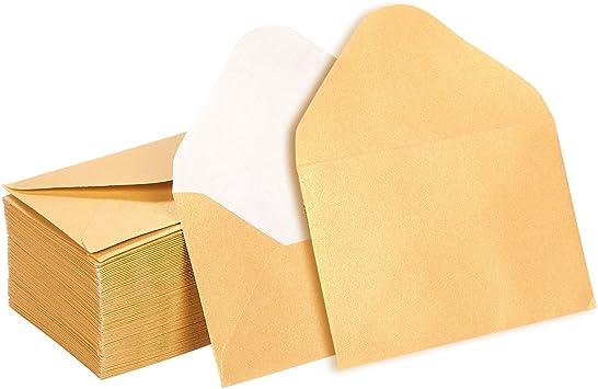 Geometrical shapes business card holders Floral Mini Envelopes Wild Animal prints flower envelopes Gift card envelopes