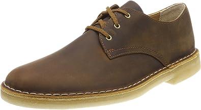 Clarks Desert Crosby, Zapatos de Cordones Derby para Hombre