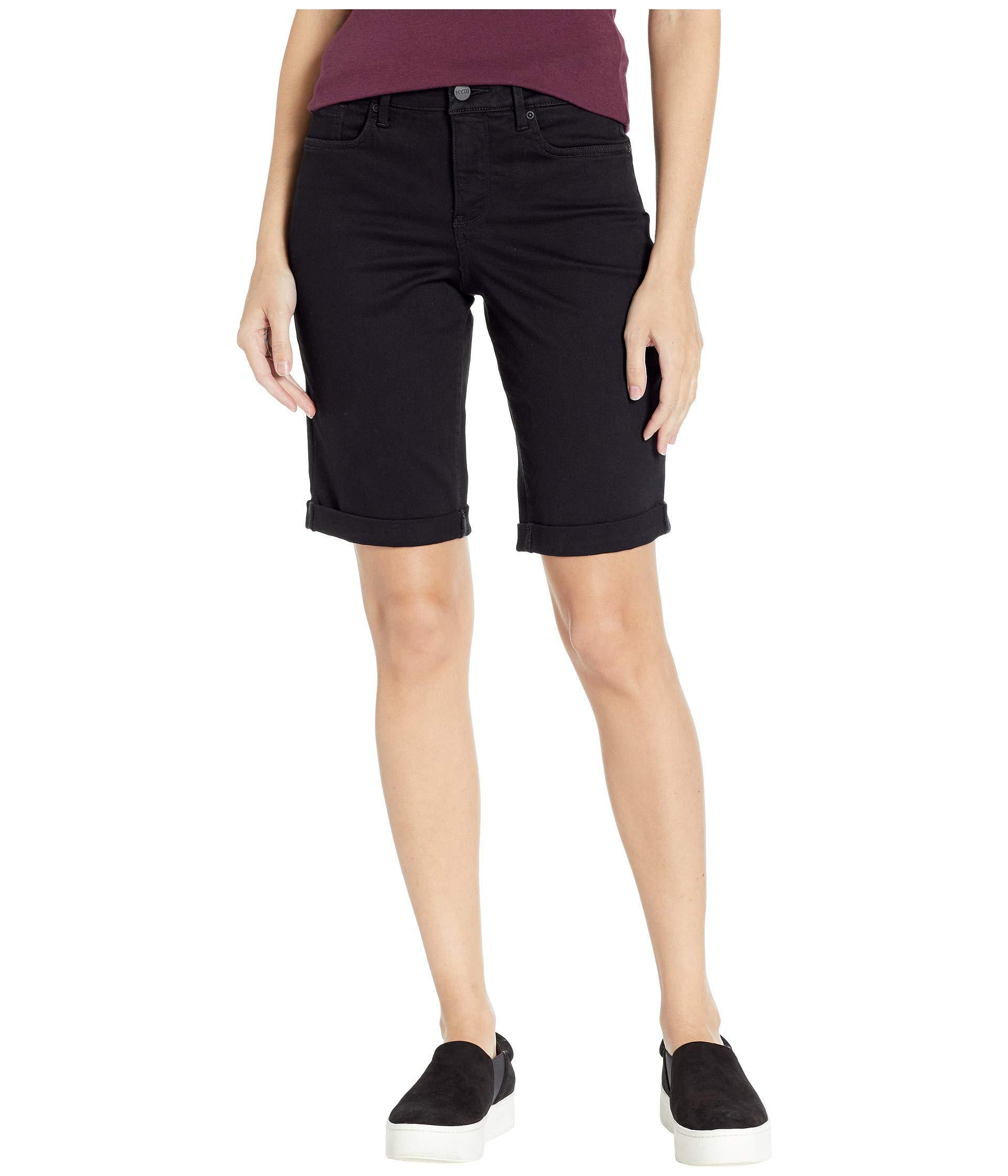 NYDJ Womens Briella Roll Cuff Jean Short NYDJ Women/'s Collection M10Z1684