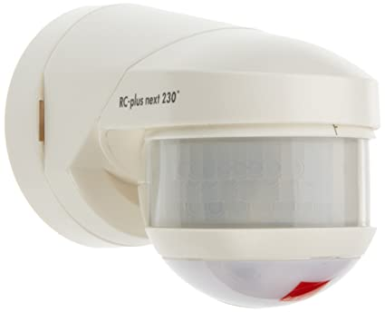 B.E.G 97002 RC-plus next 230 - Detector de movimiento, color blanco