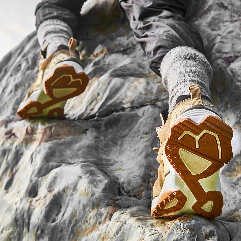 RAX Mens Lightweight Trekking Hiking Shoes